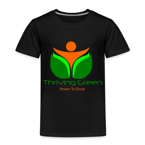 Thriving Green - Kinder Premium T-Shirt