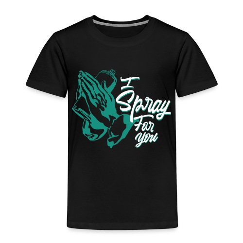 graffiti street tag religion spray hip hop banksy - T-shirt Premium Enfant