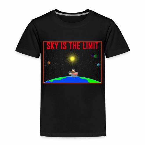 Sky is the limit - Kids' Premium T-Shirt