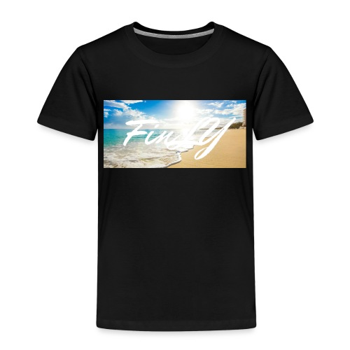 FinlY Beach - Kids' Premium T-Shirt