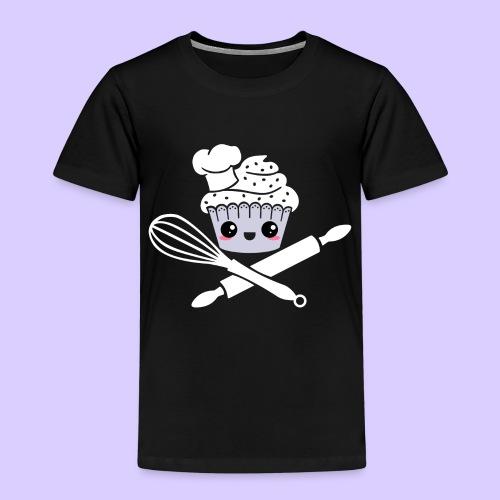 The Pirate Baker - Kids' Premium T-Shirt