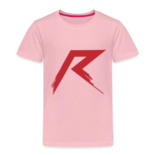 R Logo - Kinderen Premium T-shirt
