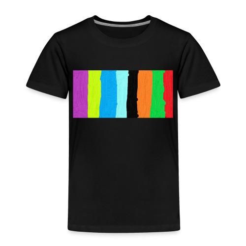 rendom - Premium-T-shirt barn