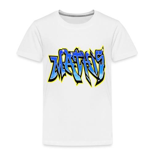 Graffiti Mathis - T-shirt Premium Enfant