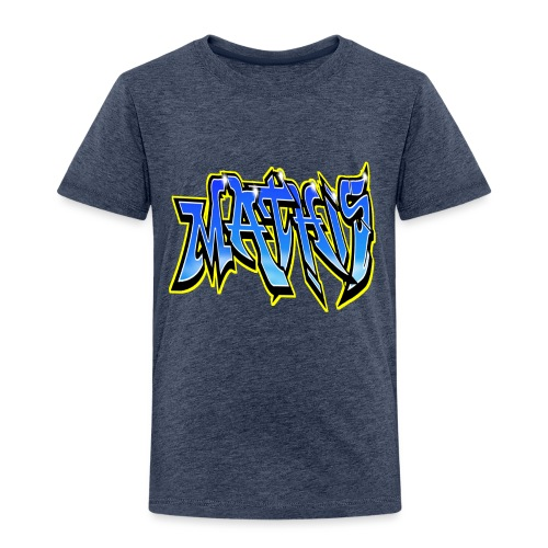 Graffiti Mathis - T-shirt Premium Enfant