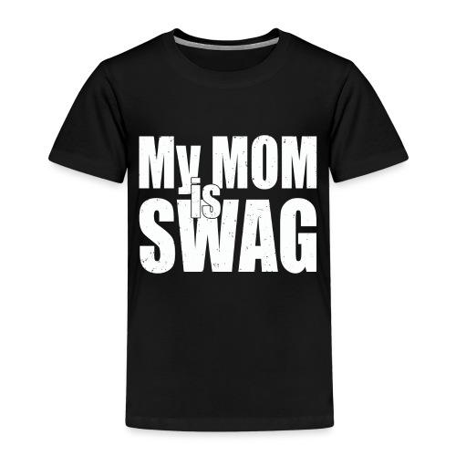 Swag White - Kinderen Premium T-shirt