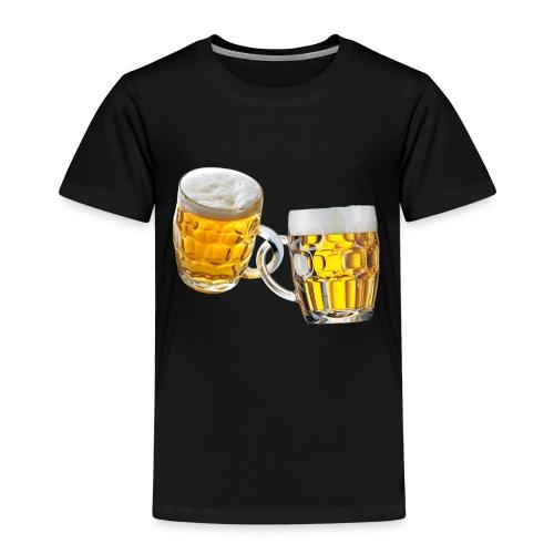 Boccali di birra - Maglietta Premium per bambini