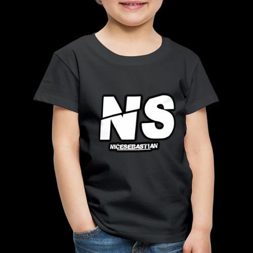 NiceSebastian - Premium T-skjorte for barn