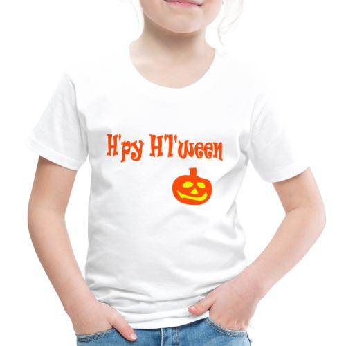 Happy Halloween - Kinder Premium T-Shirt