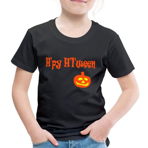 Happy Halloween - Kinder Premium T-Shirt