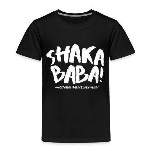 shaka - Lasten premium t-paita
