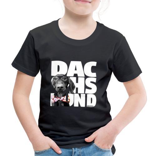 NASSU Mäyris LK BW - Lasten premium t-paita