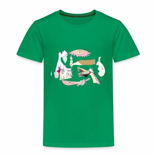Pintular - Camiseta premium niño