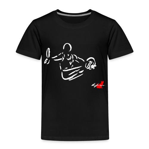 GINNASTA AGLI ANELLI - Maglietta Premium per bambini