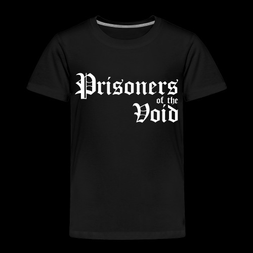 Prisoners of the Void - Premium T-skjorte for barn