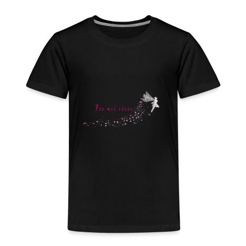 fée moi rêver - T-shirt Premium Enfant