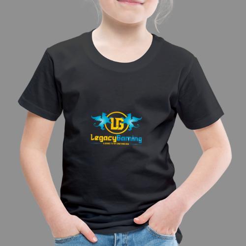 1 Logo - Kids' Premium T-Shirt