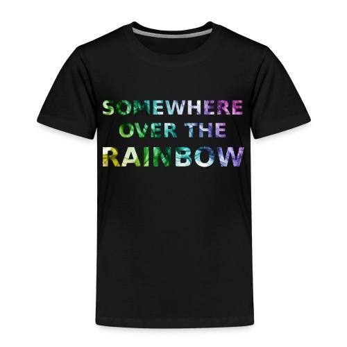 Somewhere over the... - Maglietta Premium per bambini