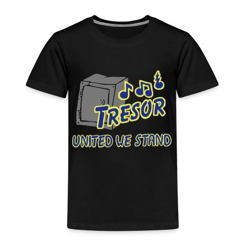 Tresor United We Stand - Kinder Premium T-Shirt