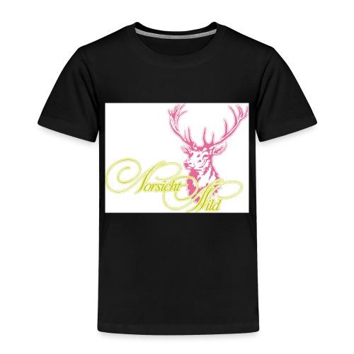 stag Vorsicht Wild - Kinder Premium T-Shirt
