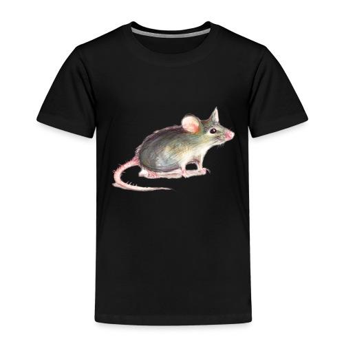 Kleine graue Maus - Kinder Premium T-Shirt