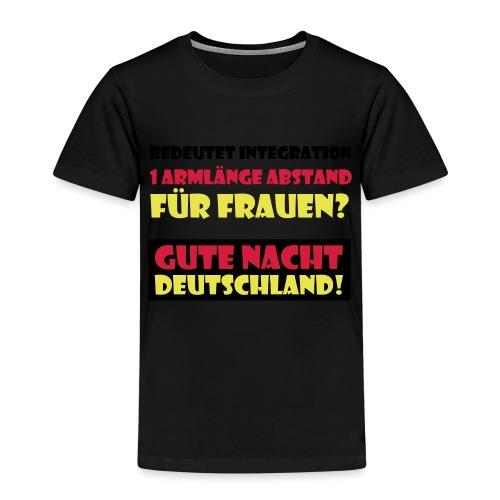 Armlänge Abstand - Kinder Premium T-Shirt