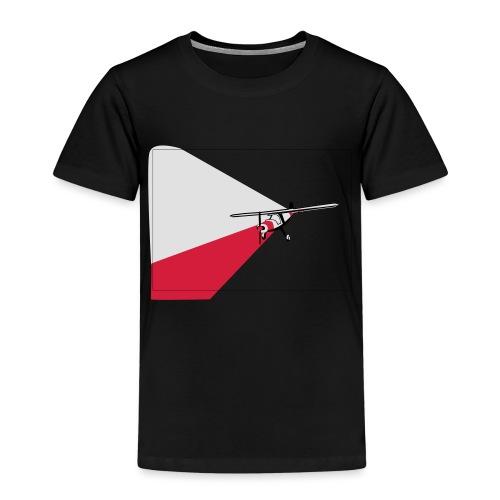 AVION TRICOLOR - Camiseta premium niño