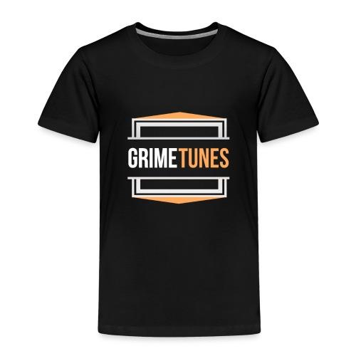 Grime Tunes T-Shirt Design - Kids' Premium T-Shirt