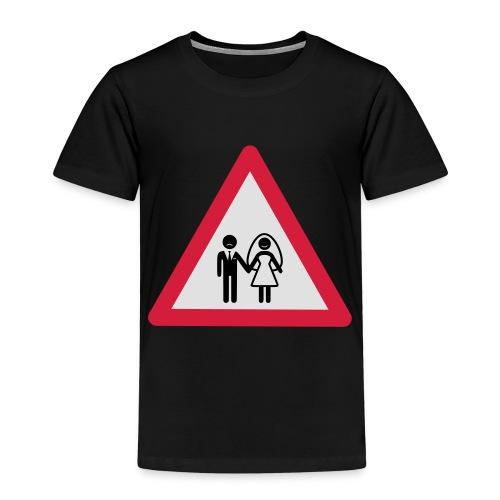 Danger Wedding - Camiseta premium niño