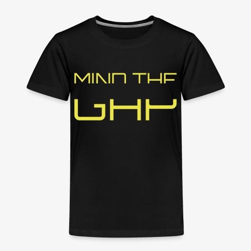 mind_the_gap - Kinder Premium T-Shirt