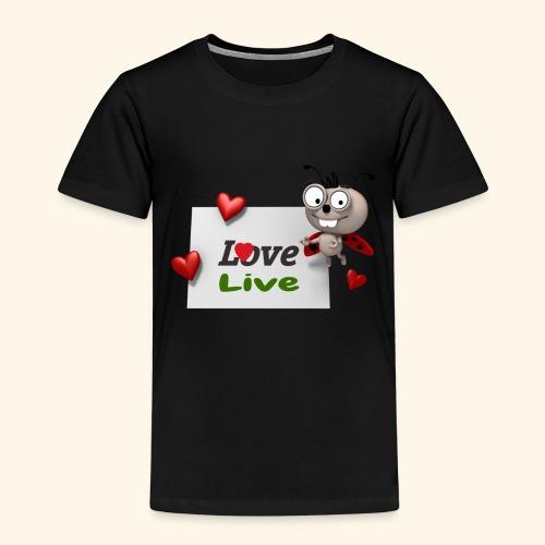 Draw_2017_05 - Maglietta Premium per bambini