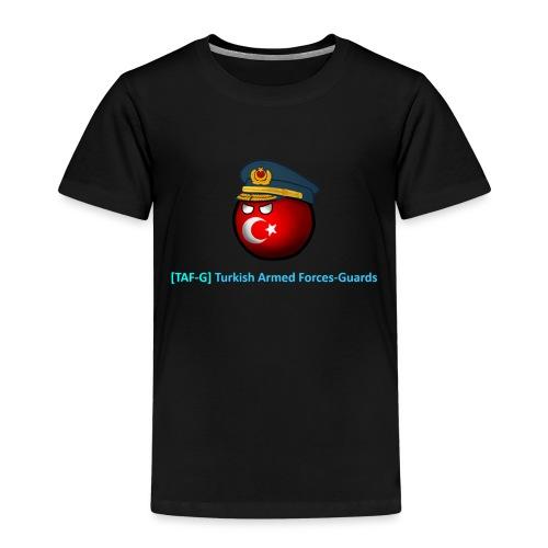 World of tanks - TAF-G clan gear! - Kids' Premium T-Shirt