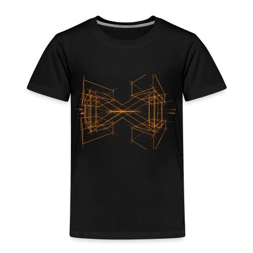 3D X - Kinder Premium T-Shirt