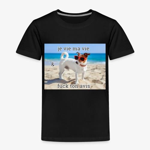 nice logo - T-shirt Premium Enfant