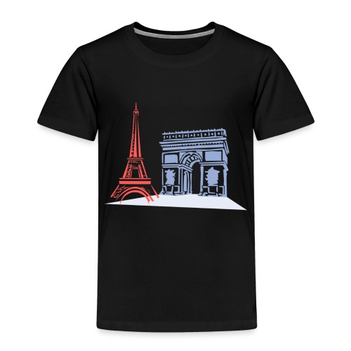 Paris - T-shirt Premium Enfant