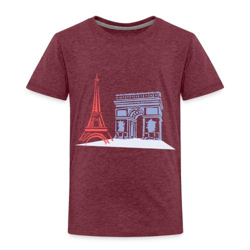 Paris - T-shirt Premium Enfant