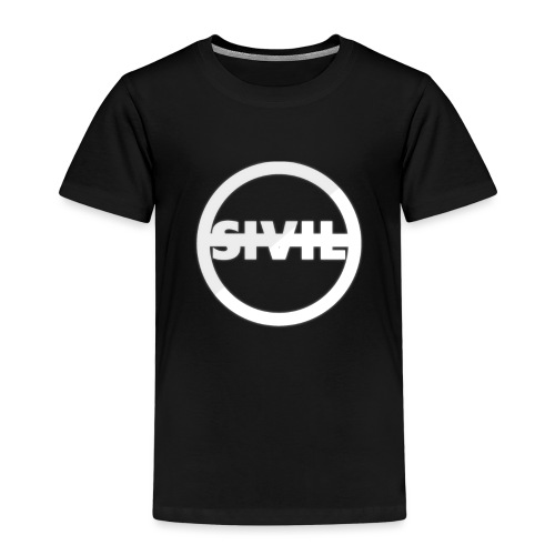 sivil logo - Kids' Premium T-Shirt