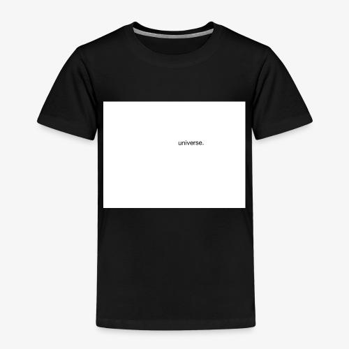 UNIVERSE BRAND SPONSOR - Maglietta Premium per bambini