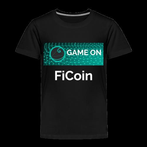 GameOn Light Tekst - Kinderen Premium T-shirt