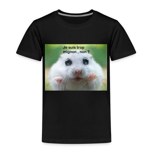 Animal trop mignon - T-shirt Premium Enfant