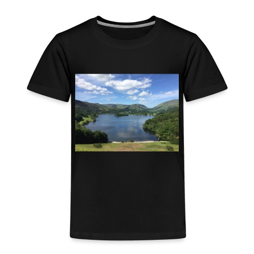 Summer in The Lakes - Kids' Premium T-Shirt