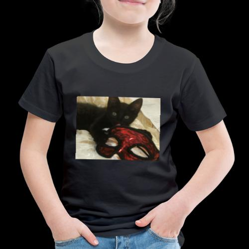 stickallbats mask my face - Kids' Premium T-Shirt