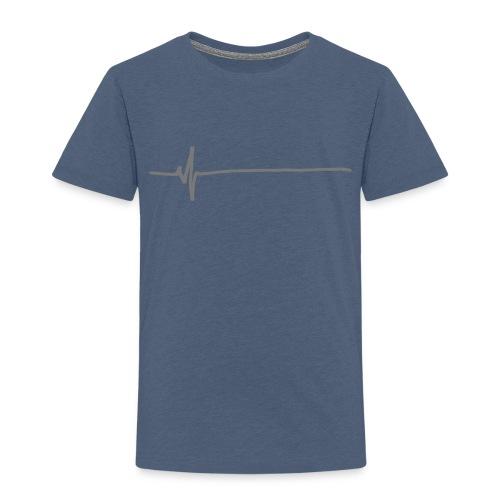 Flatline - Kids' Premium T-Shirt