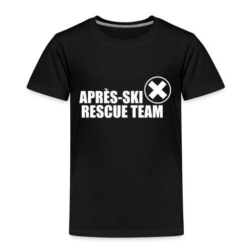 APRÈS SKI RESCUE TEAM 2 - Kids' Premium T-Shirt
