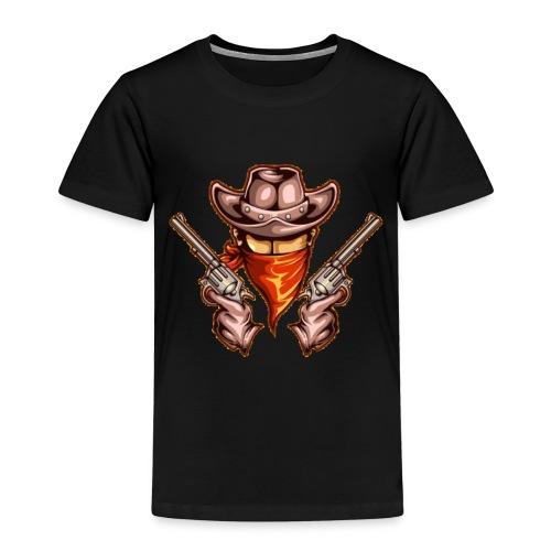 lucky luke - Kinder Premium T-Shirt