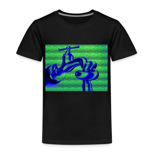 Water- water =DORST - Kinderen Premium T-shirt