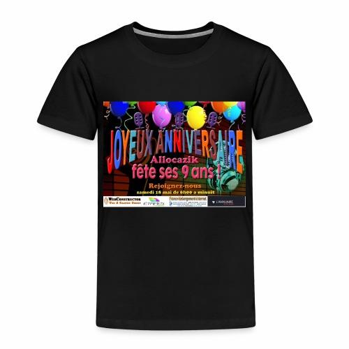 anniversaire 9ans - T-shirt Premium Enfant