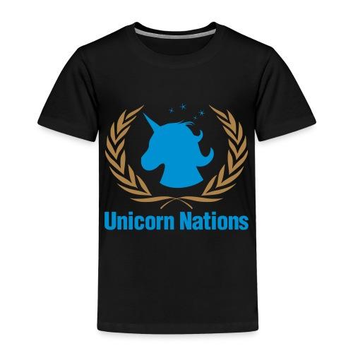 Unicorn Nations - Camiseta premium niño