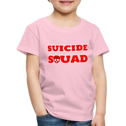 Team cattivi - Maglietta Premium per bambini
