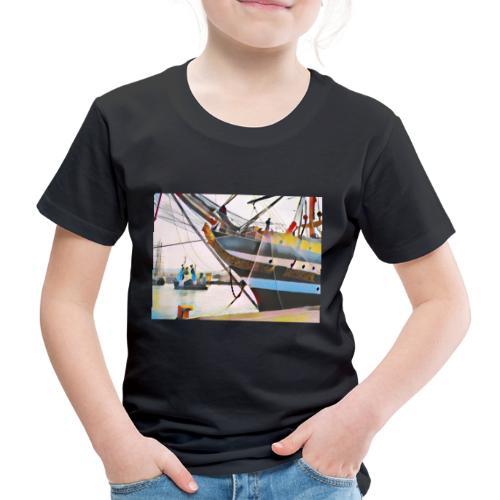 Schiff Nr. 2 - Kinder Premium T-Shirt